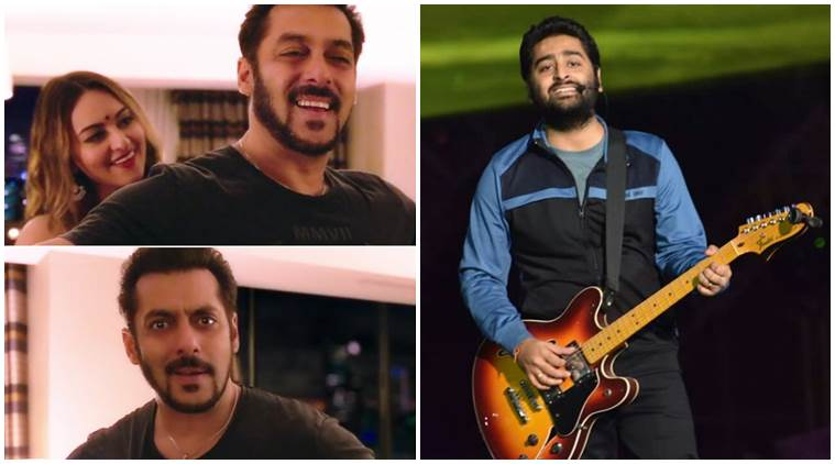 In The Upcoming Movie Welcome To New York Which Sonakshi Sinha Diljit Dosanjh Starrer Salman Khan Has A Special Appearance Reports Said That