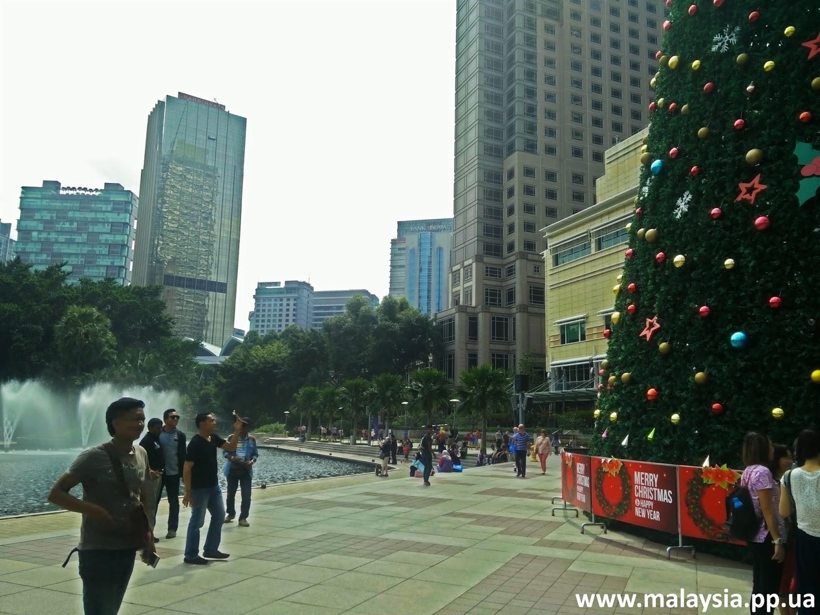 Малайзия столица Куала-Лумпур фото