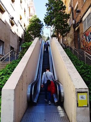 Dojazd do Parku Guell
