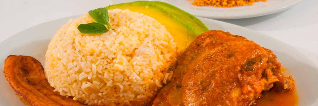 Gastronomía Huecas de Guayaquil - El Palacio de los Secos