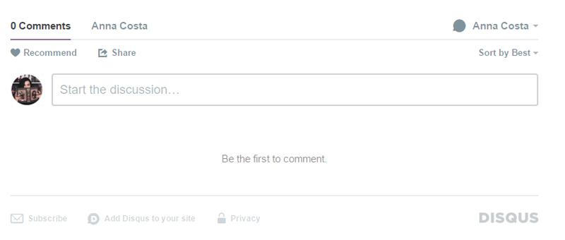 comentarios blog disqus