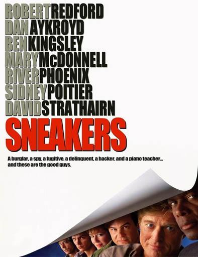 Ver Los fisgones (Sneakers) (1992) Online