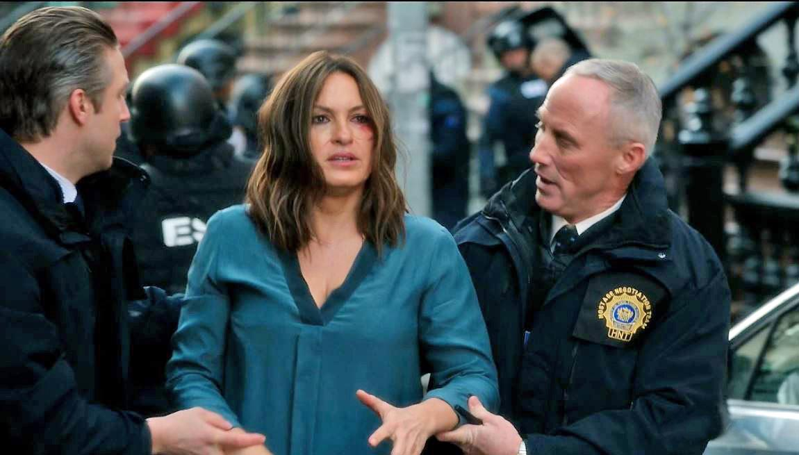 "All Things Law And Order: Law & Order SVU ""Townhouse"