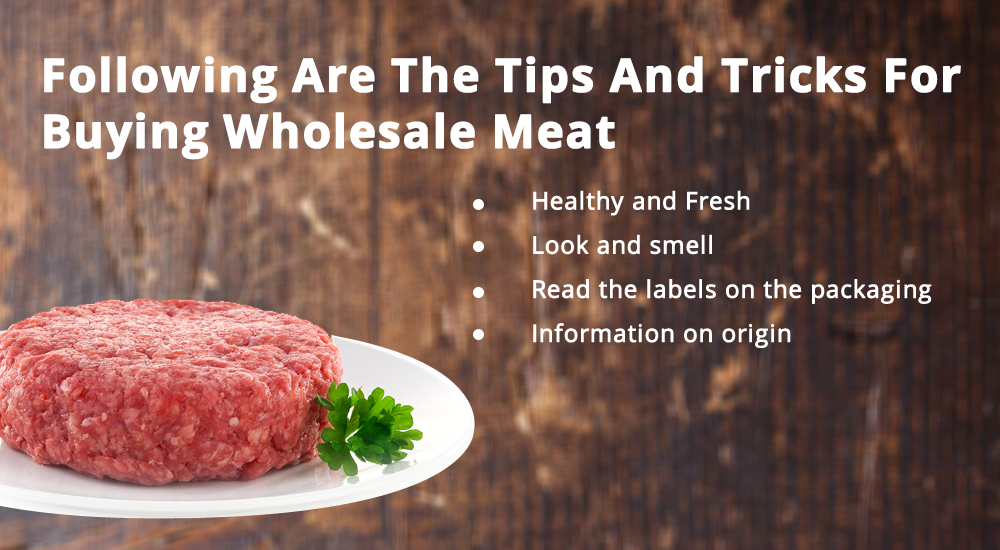 Tips And Tricks For Buying Wholesale Meat – BR Food Services