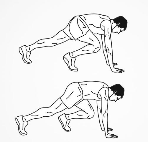Latihan Peregangan Untuk Melatih Kelentukan (Fleksibilitas)