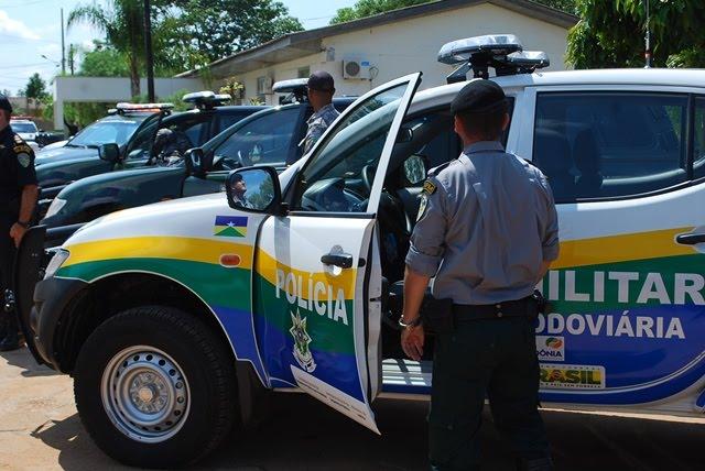 Homem tenta assaltar policial militar e acaba preso em Cacoal