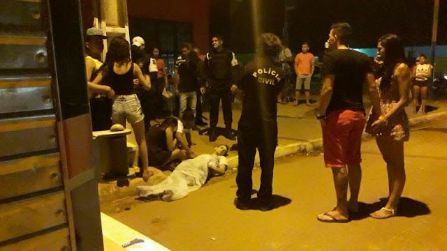 Motociclista morre ao colidir com poste na zona Leste de Porto Velho