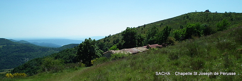 Un jour une photo chapelle st joseph de la p russe alpes de haute provence - Meteo st joseph des bancs ...