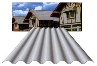 Thông số kỹ thuật của Tấm lợp Fibro xi măng: - Tên sản phẩm: Tấm lợp fibro xi măng hay còn gọi là tôn xi măng.  - Kích thước: 870x1.200 mm, 870x1.500 mm, 870x1.800 mm.  - Độ dày: 5 mm.  - Chủng loại: 7 sóng.