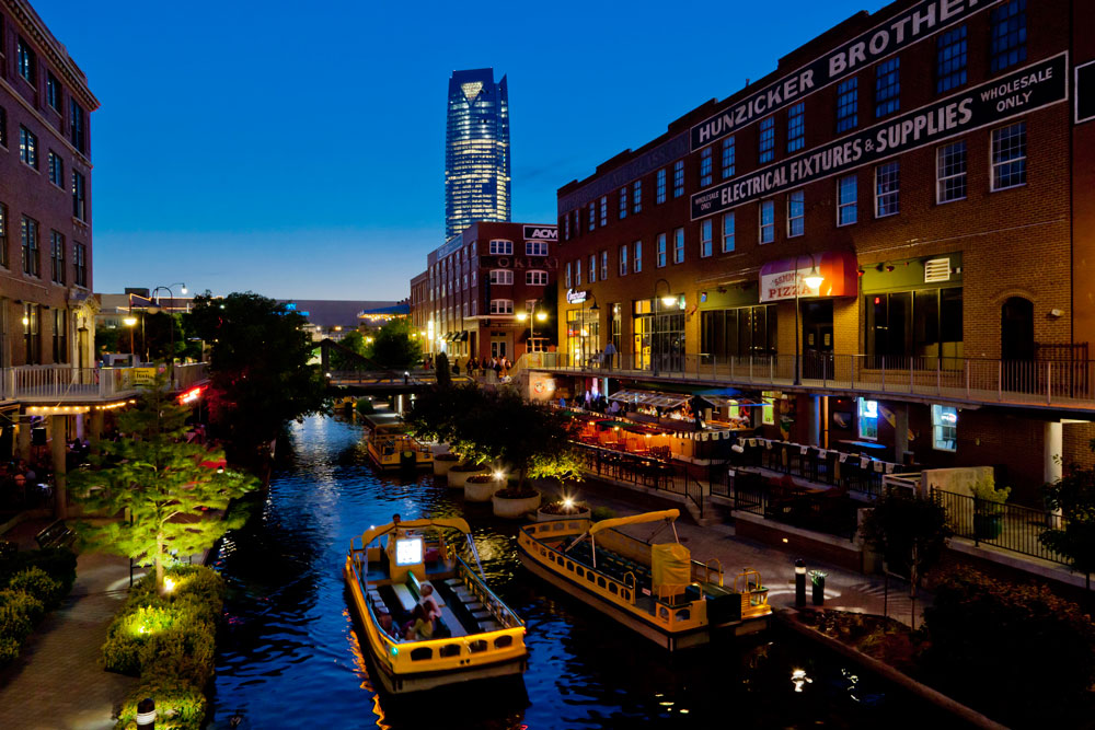 bricktown canal