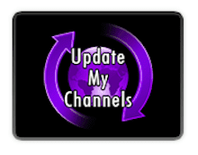 Update my channels private Roku channel