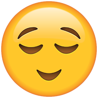 Whatsapp Relieved Emoji