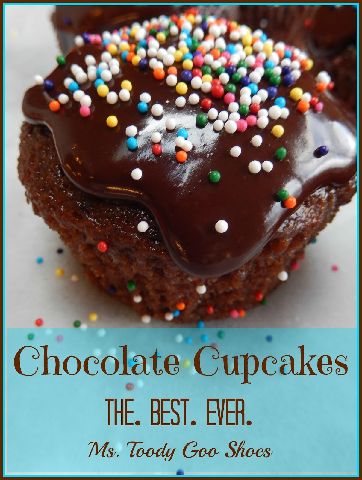 Chcolate Cupcakes: The. Best. Ever. - One of my top five dessert recipes of 2014