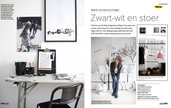 My Home In Vtwonen Magazine Blogtalk