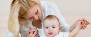 komunikasi dengan bayi umur 3 bulan