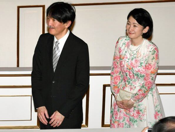 Crown Prince Fumihito and Crown Princess Kiko visited the Lazienki Park, and Marie Curie-Sklodowska Museum and Lowicz