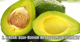 Hindari Buah-buahan ini saat kamu berjerawat