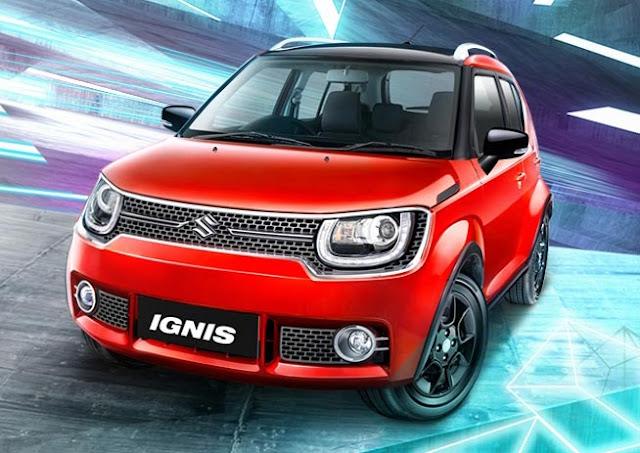 Spesifikasi dan Harga Suzuki Ignis