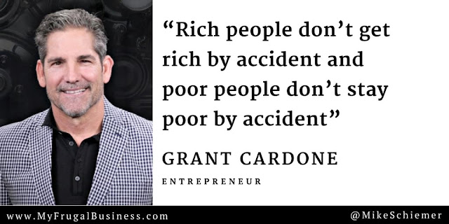 Bootstrap Business Grant Cardone Quotes