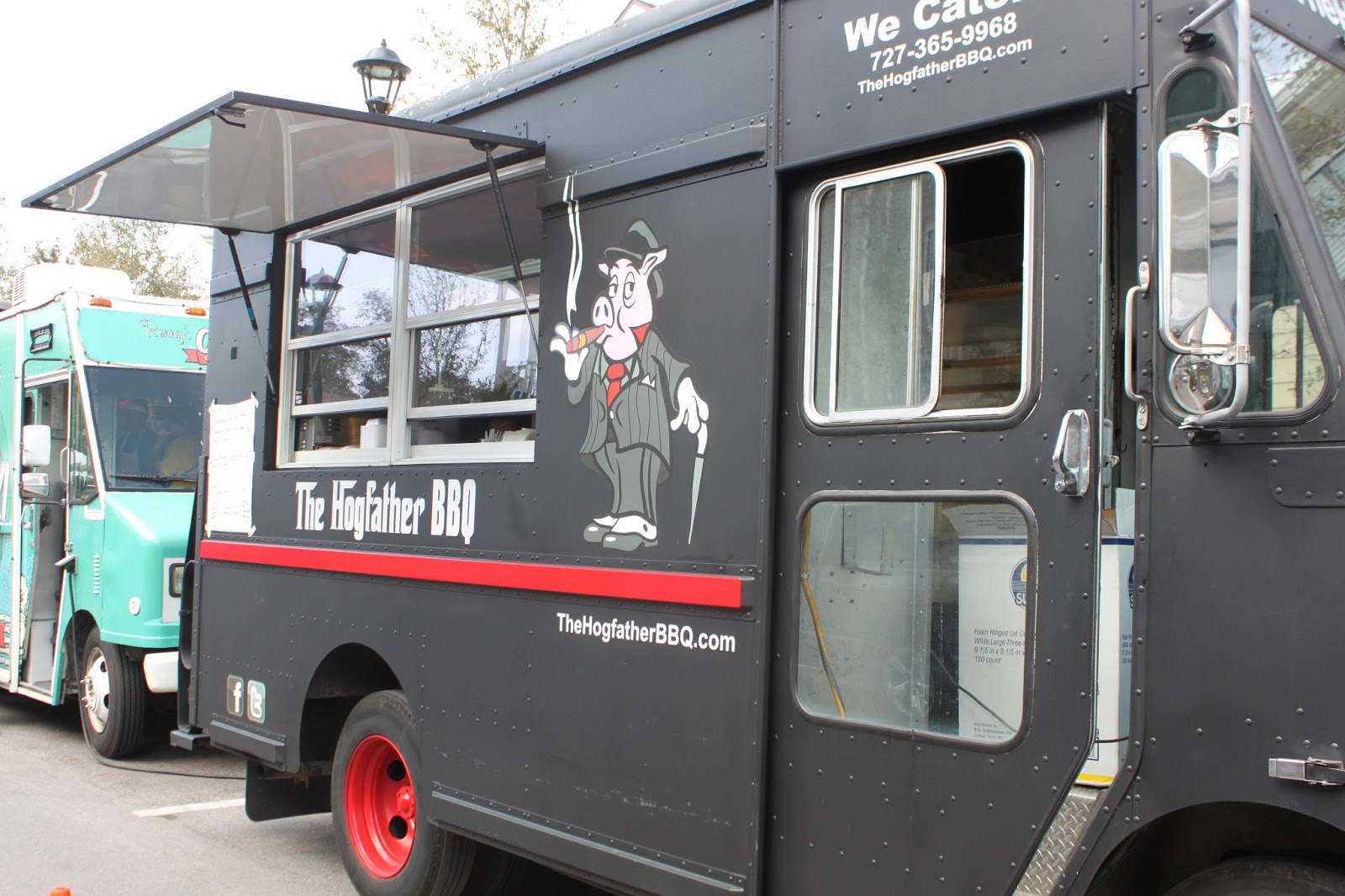Hogfather Food Truck