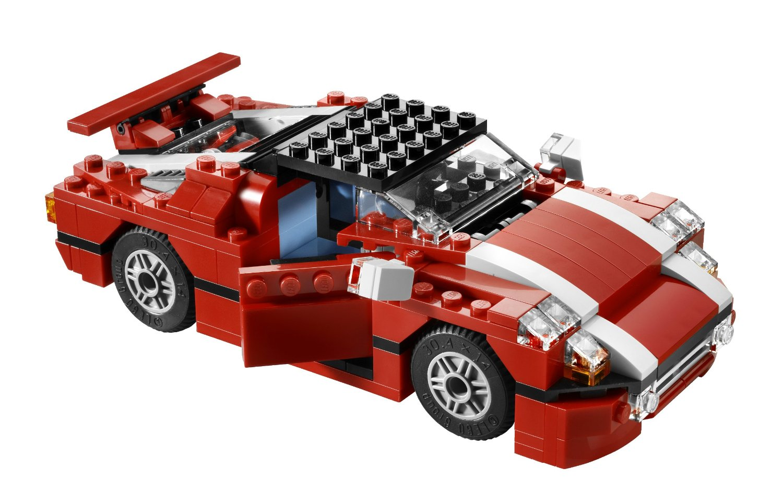 Lego Creator Super Speedster 5867 My Lego Style