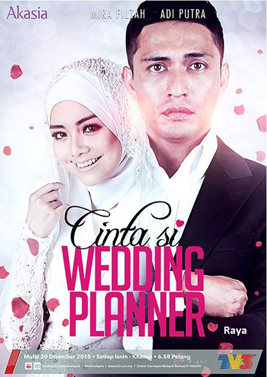 Sinopsis Telemovie Cinta Si Wedding Planner Raya
