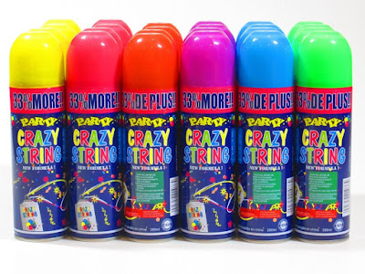 Crazy String Spray