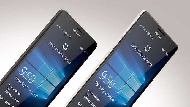 Microsoft 950 & 950XL Lumia Mobiles Launching Nov 30 in India