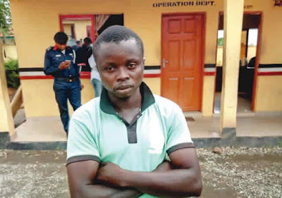 Man Nabbed For Allegedly R*ping Neighbour's Daughter