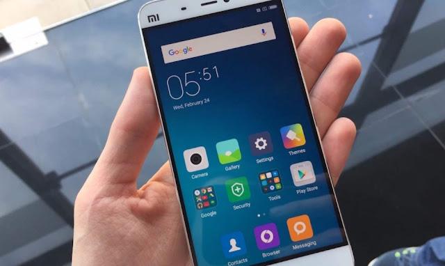 Cara Instal MIUI9 di Xiaomi Mi5 dengan Mudah 100% Berhasil