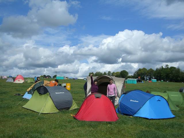 Camping Papillons de Nuit 2011