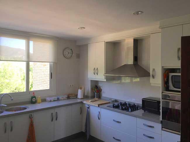 apartamento en venta torre bellver oropesa cocina