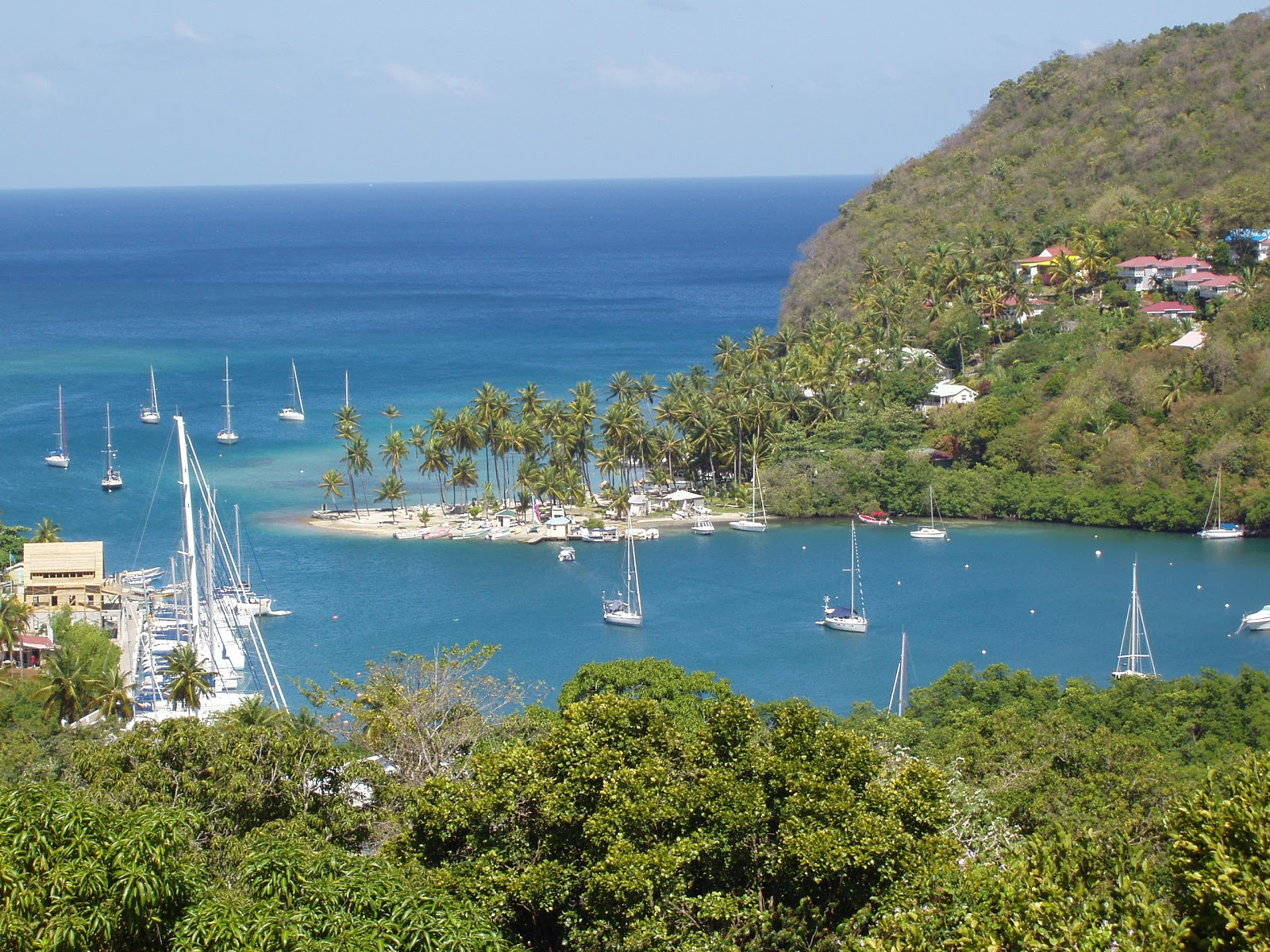 Saint Lucia Travel Guide And Travel Info Exotic Travel