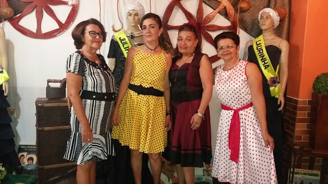 VEJA FOTOS do 14º Baile da Saudade, na Pizzaria Zumbi em Elesbão Veloso