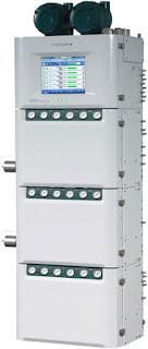 process gas chromatograph Yokogawa GC8000
