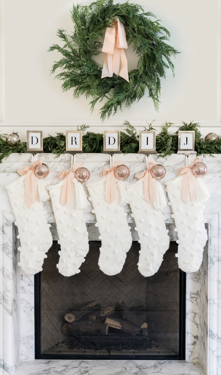 Rachell Parcell Photo Stocking Hangers