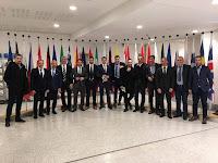 Το Ευρωπαϊκό Κοινοβούλιο επισκέφθηκαν οι πρωταθλητές Ευρώπης του 2004, μετά από πρόσκληση του Θεόδωρου Ζαγοράκη