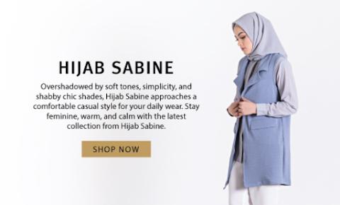 Tampil Lebih Cantik Dengan Modern Hijab Style