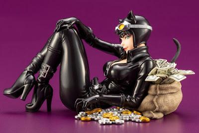 Bishoujo DC Universe Catwoman Returns - Kotobukiya