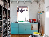 Desain Dapur Minimalis Kecil  dan Mungil