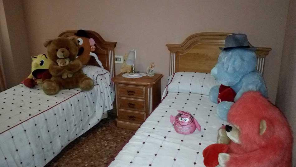 piso en venta av de valencia castellon dormitorio