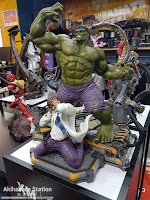XM Studios Hulk Transformation 1/4 Premium Collectibles Statue