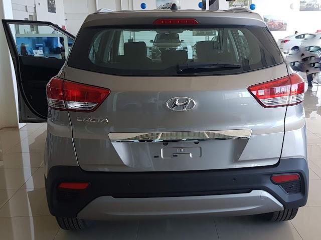 Hyundai Creta 1.6 Pulse Automático