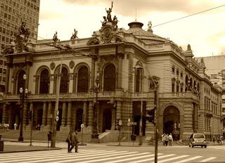 O Teatro Municipal de São Paulo - Obra Prima de Ramos de Azevedo