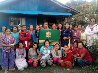 Gorkha National Liberation Front womens wings