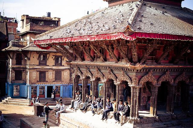 Durbar_square_ temple