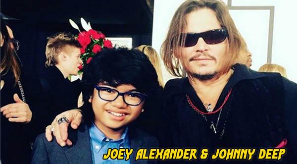 Artis muda tersukses versi forbes 2016, Joey Alexander masuk daftar artis muda bertalenta versi forbes