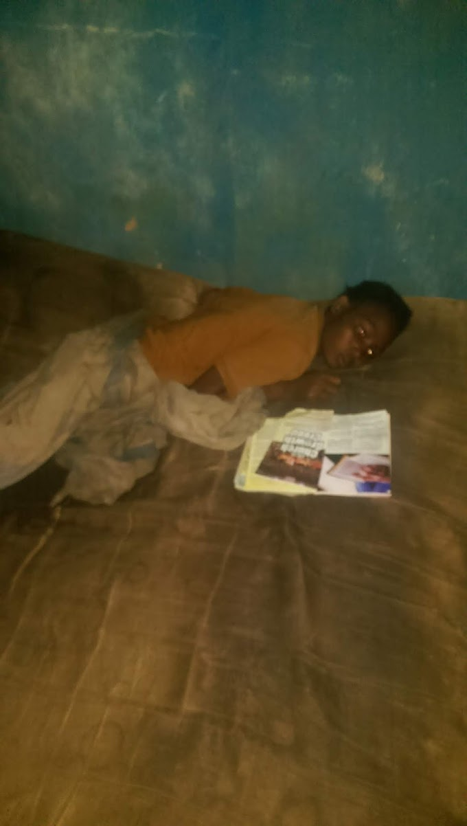 A Young Girl Was Find Cage In An Uncompleted Building In Ota