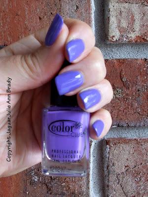 Pucci-licious Color Club Nail Polish