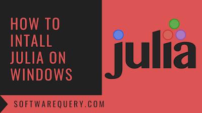 Install Julia